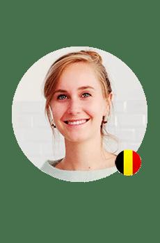 Je stem om je voicemail te laten inspreken. Eveline heeft een zacht en vriendelijk stemgeluid en is bovendien viertalig.