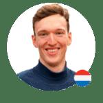Een diepe Nederlandse stem voor je voicemail gezocht? Klaas (Nederlands) is een millennial met een zeer professionele klank.