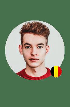 Een Vlaamse voice-over gezocht - je telefooncentrale laten inspreken. Nick is een Vlaamse millennial met een erg fris geluid.
