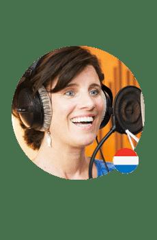 Je voicemail op een professionele manier laten inspreken? Tamara is een stem die goed informatie kan overbrengen.